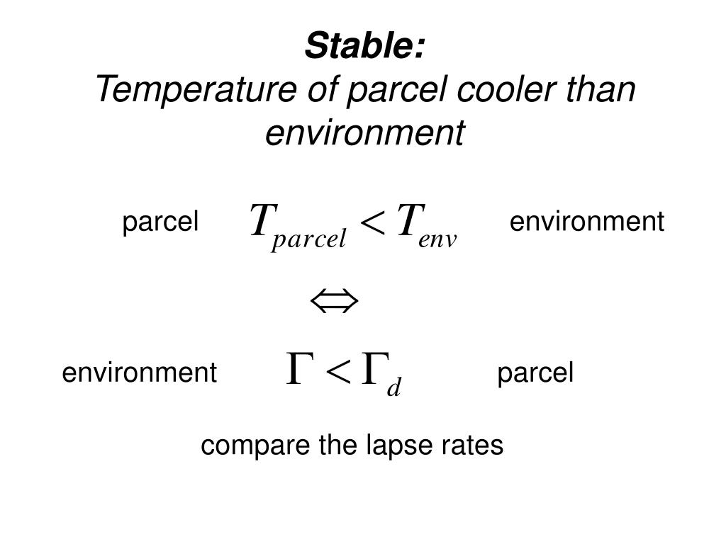 Stable: