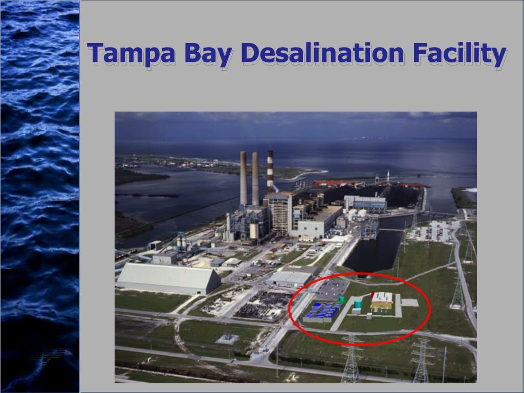 Tampa Bay Desalination Facility
