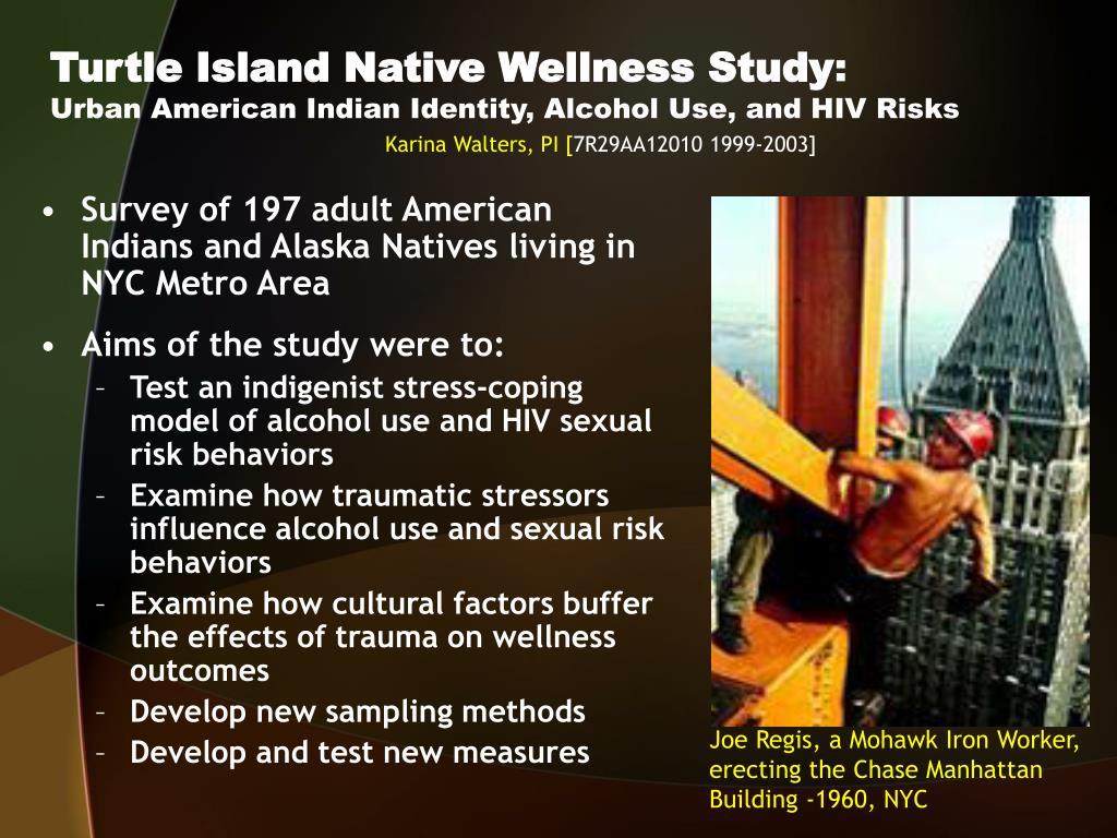 Turtle Island Native Wellness Study