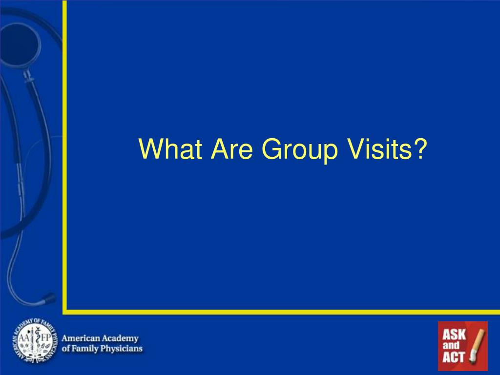 What Are Group Visits?