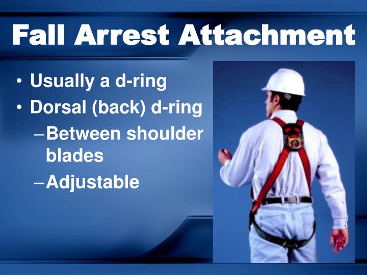 Fall Arrest Attachment