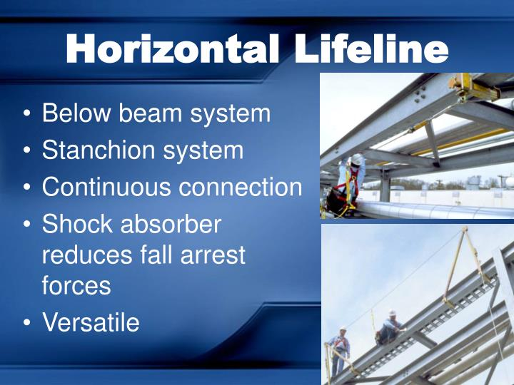 Horizontal Lifeline