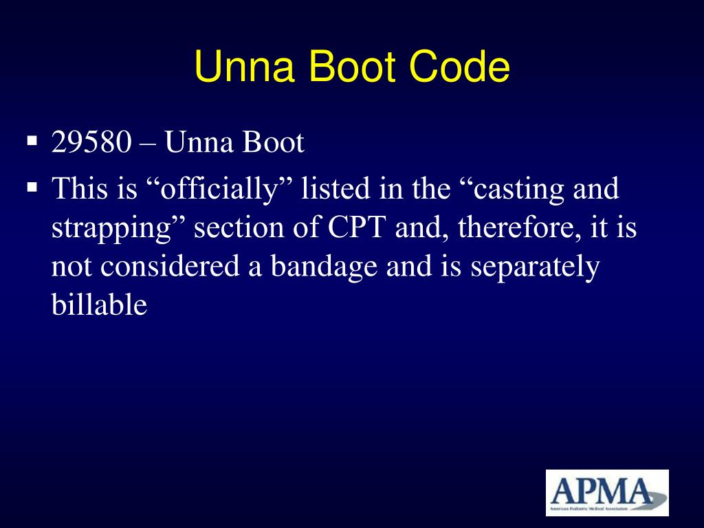 Unna Boot Code
