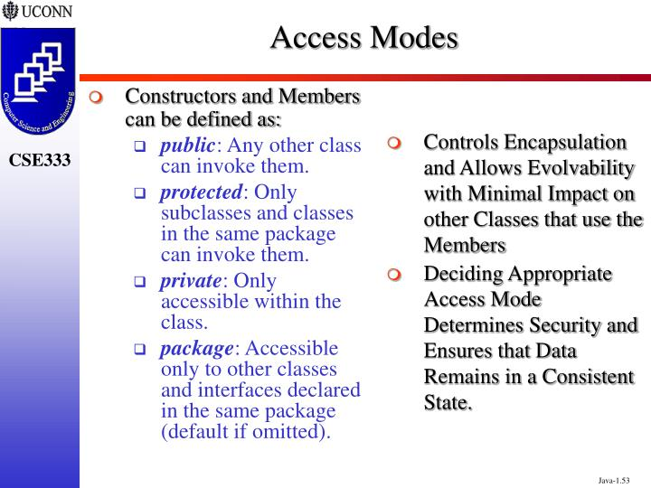 Constructors and Members can be defined as: