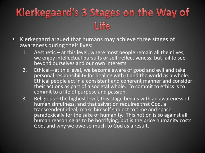 kierkegaard's influence on the existentialists The common thread that unites existentialists is a the force of kierkegaard's philosophy rests in (1908-1986) extended sartre's existentialism to the.
