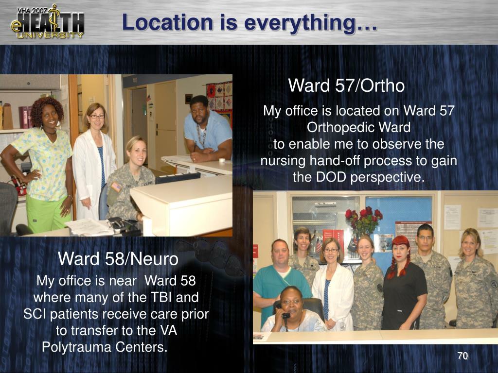 Ward 57/Ortho