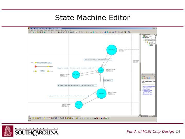 State Machine Editor