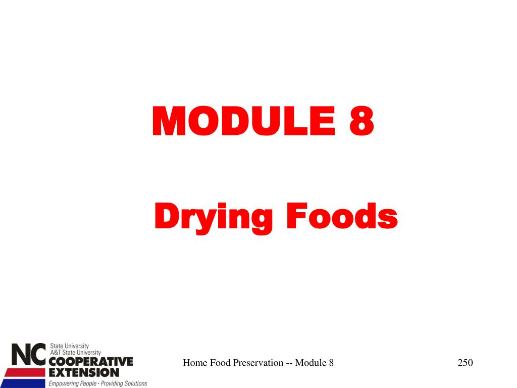 MODULE 8