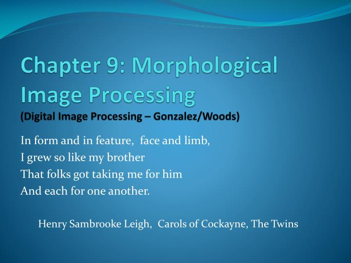 Chapter 9 morphological image processing digital image processing gonzalez woods l.jpg