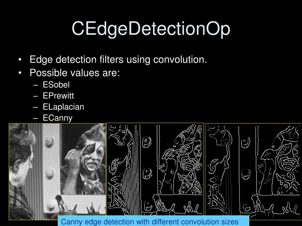 CEdgeDetectionOp