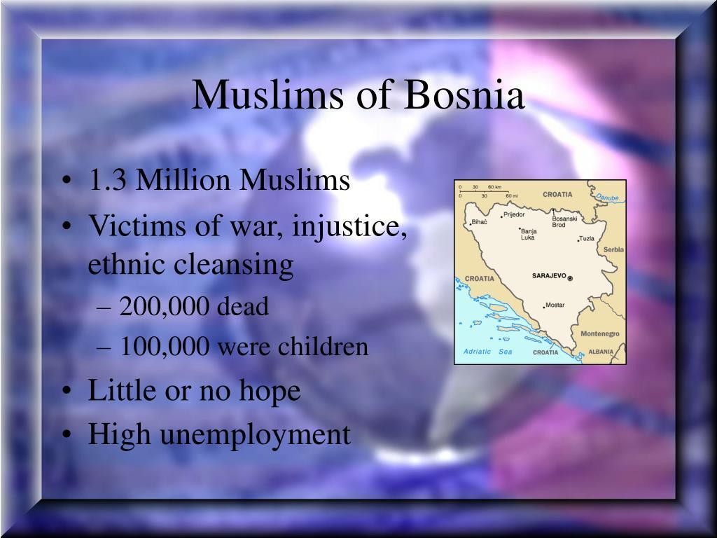 Muslims of Bosnia