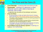 the pros and the cons 2