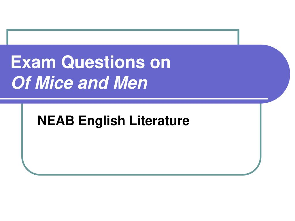 ap english of mice and men unfinished English resources digital tools for ela genius hour room 100 blog reading strategies common core pd khs sadd chapter parent/student act information  reading schedule for steinbeck's of mice and men chapter 1 february 6, 2014 chapter 2 february 7, 2014 chapter 3 february 10, 2014 chapter 4 february 12, 2014.