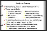 serious games1