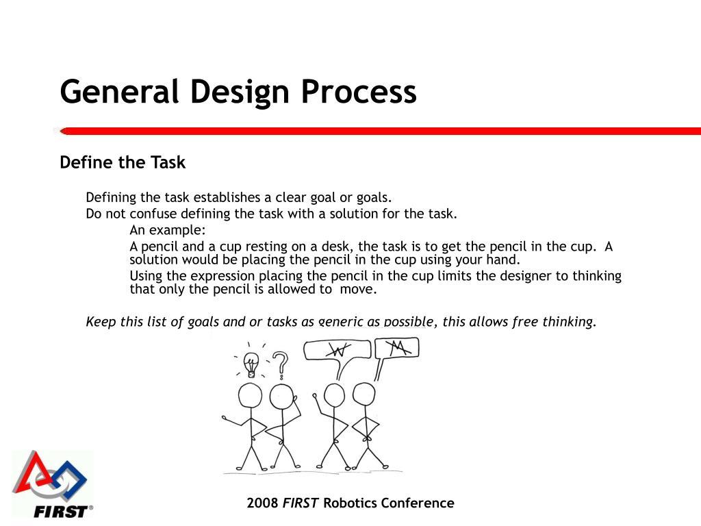 General Design Process