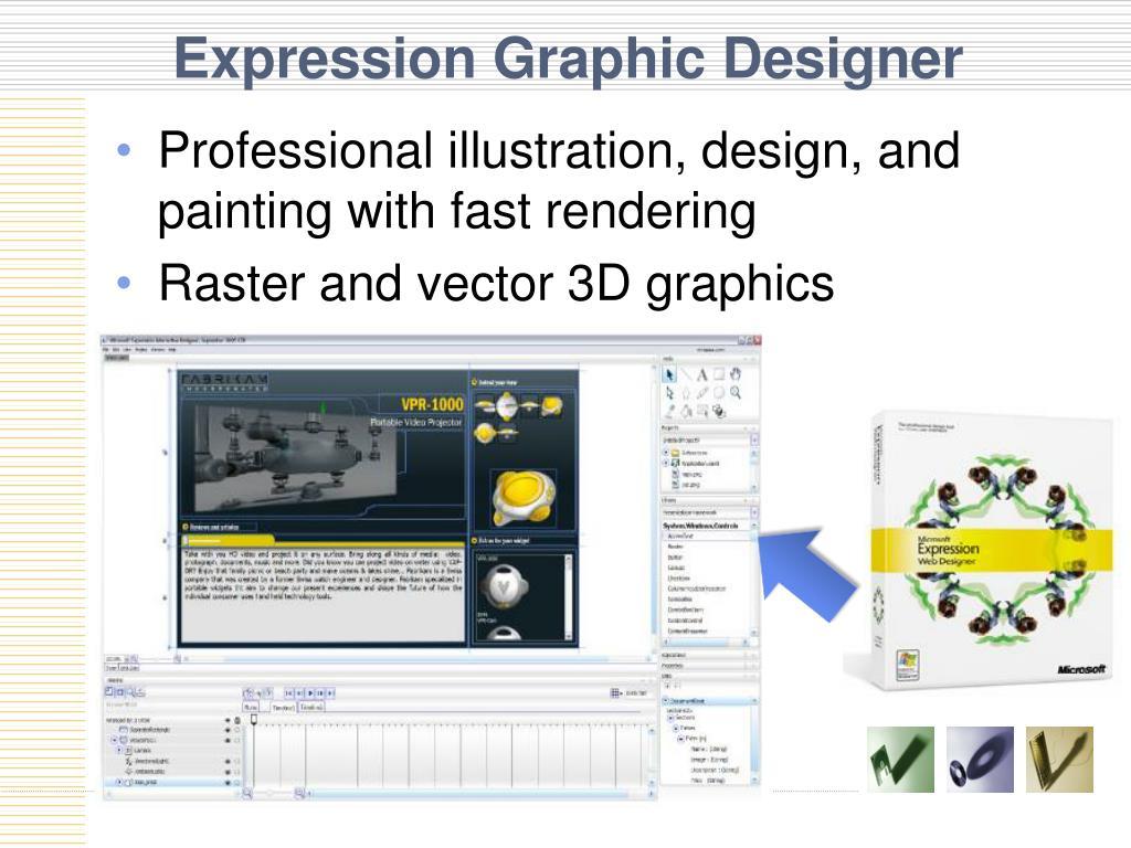 Expression Graphic Designer