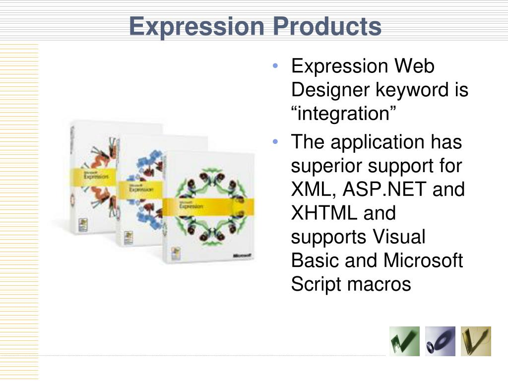 Expression Products
