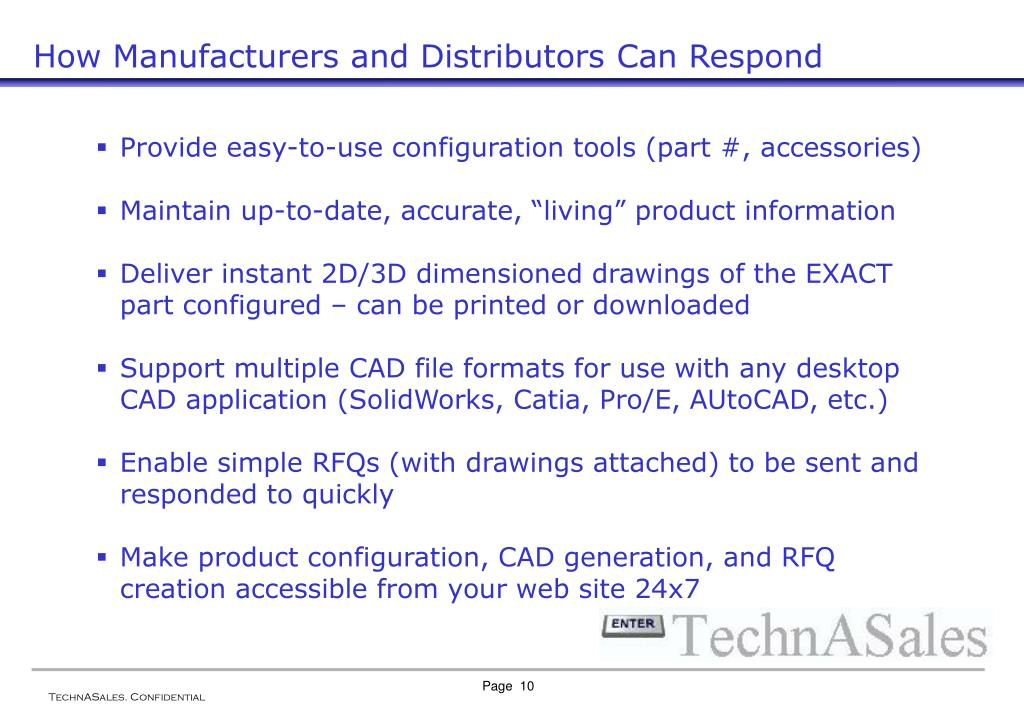 How Manufacturers and Distributors Can Respond