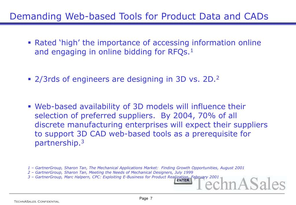 Demanding Web-based Tools for Product Data and CADs
