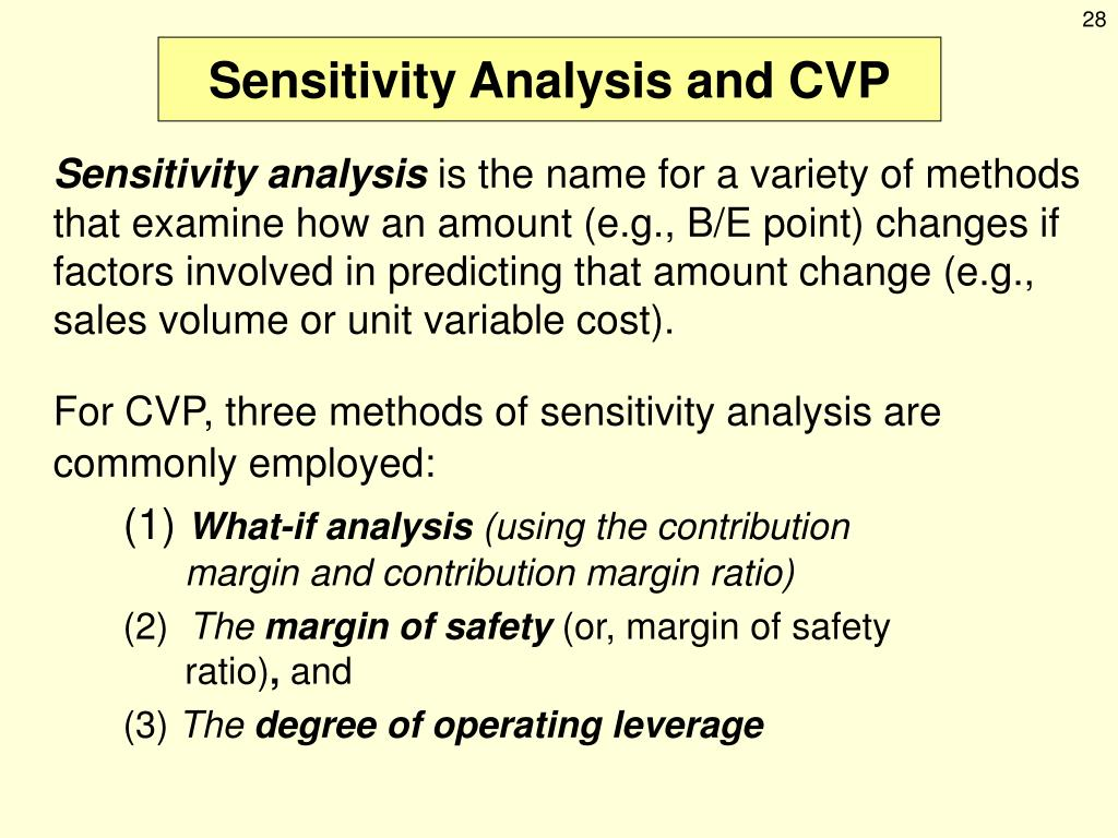 limitations of cvp analysis essay Cost-volume-profit analysis •cost-volume-profit (cvp) analysis is a systematic method of examining the effects of changes in an organization's volume of activi.