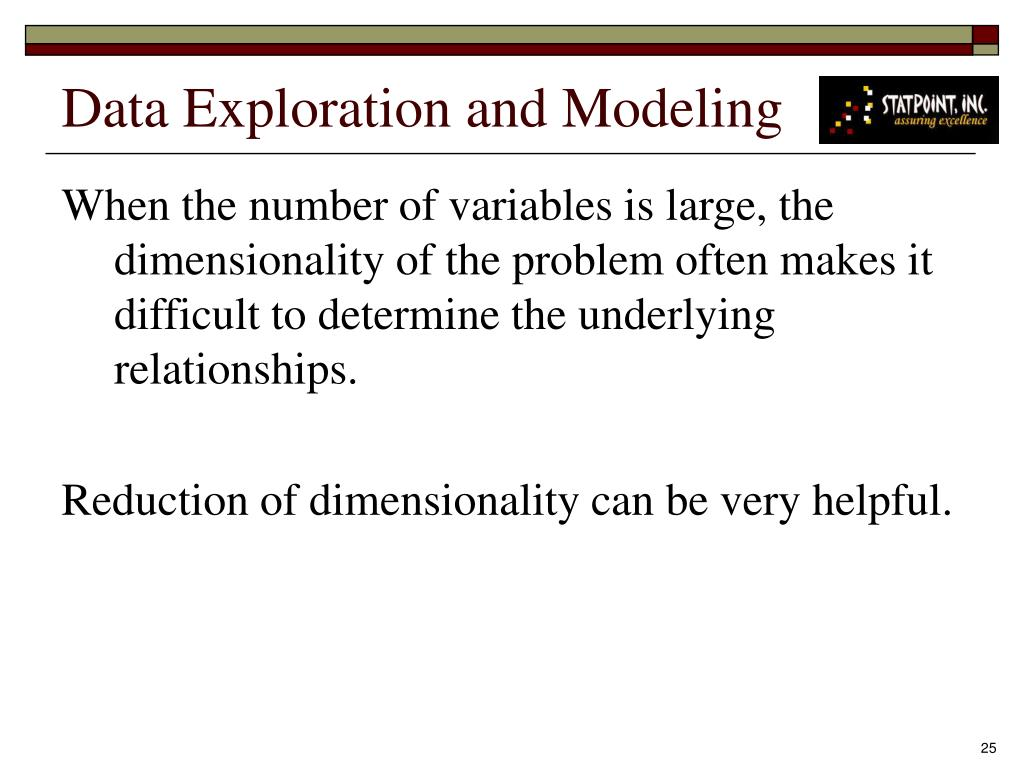 Data Exploration and Modeling