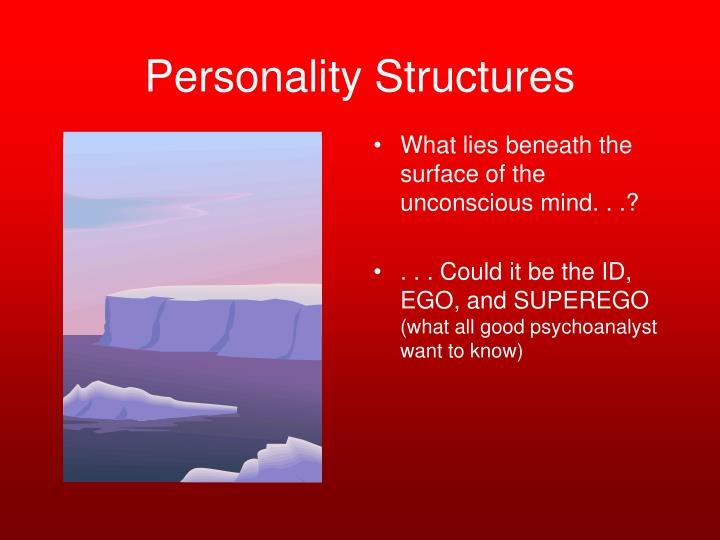 Personality Structures
