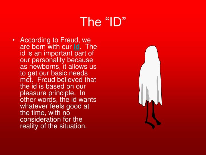 """The """"ID"""""""