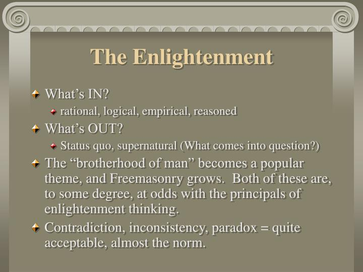 The enlightenment l.jpg