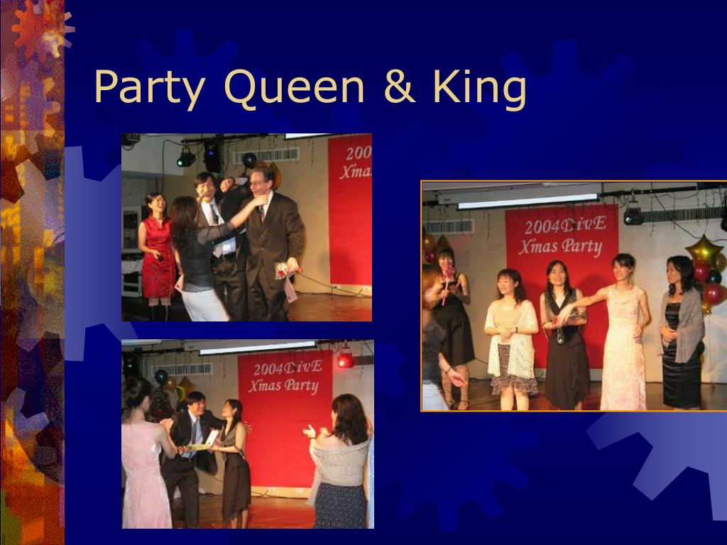 Party Queen & King