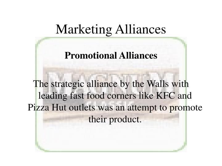 Marketing Alliances