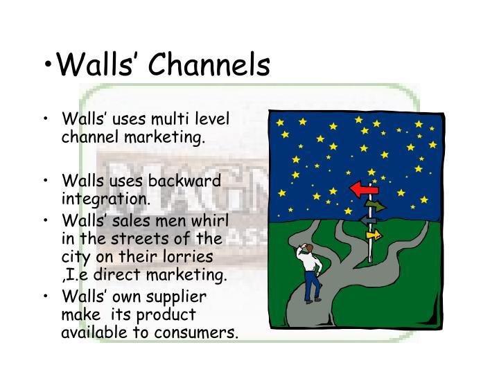 Walls' Channels