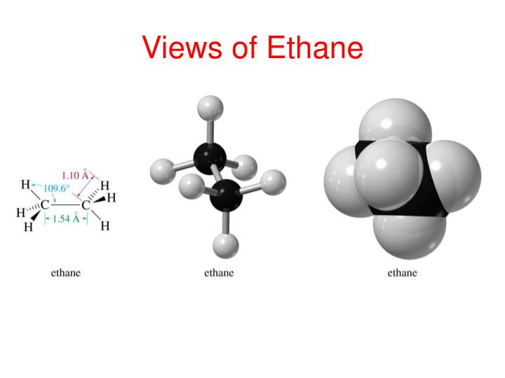 Views of ethane