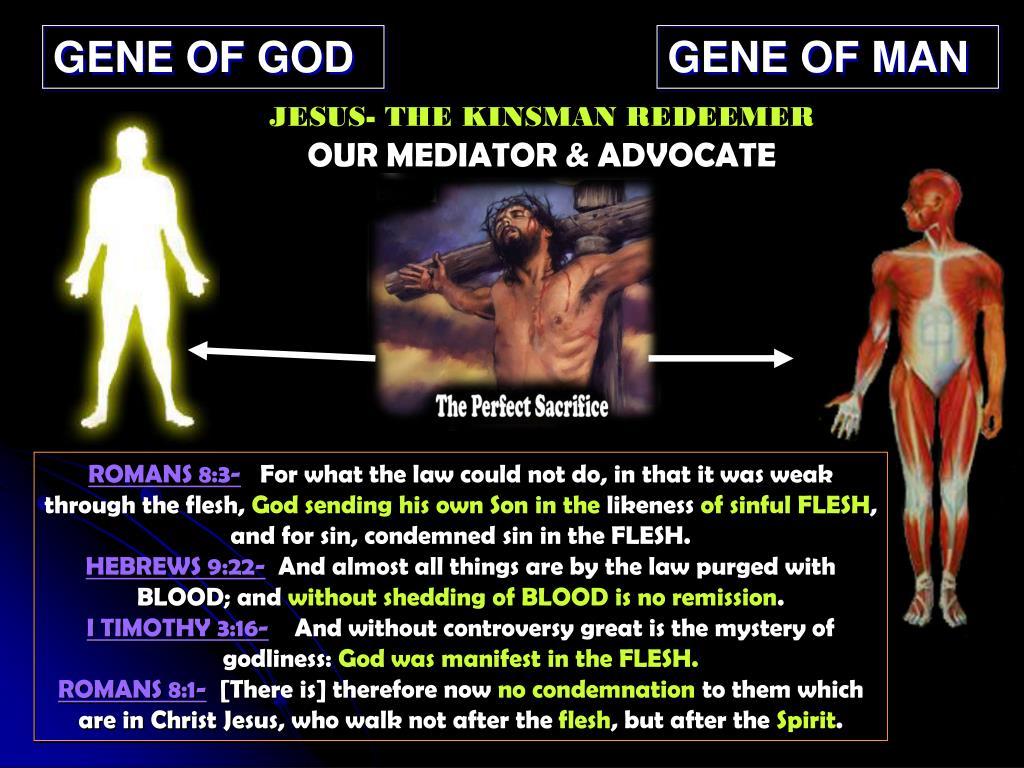 GENE OF GOD