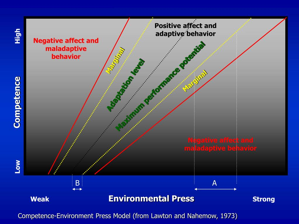 Positive affect and adaptive behavior
