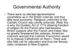 governmental authority24
