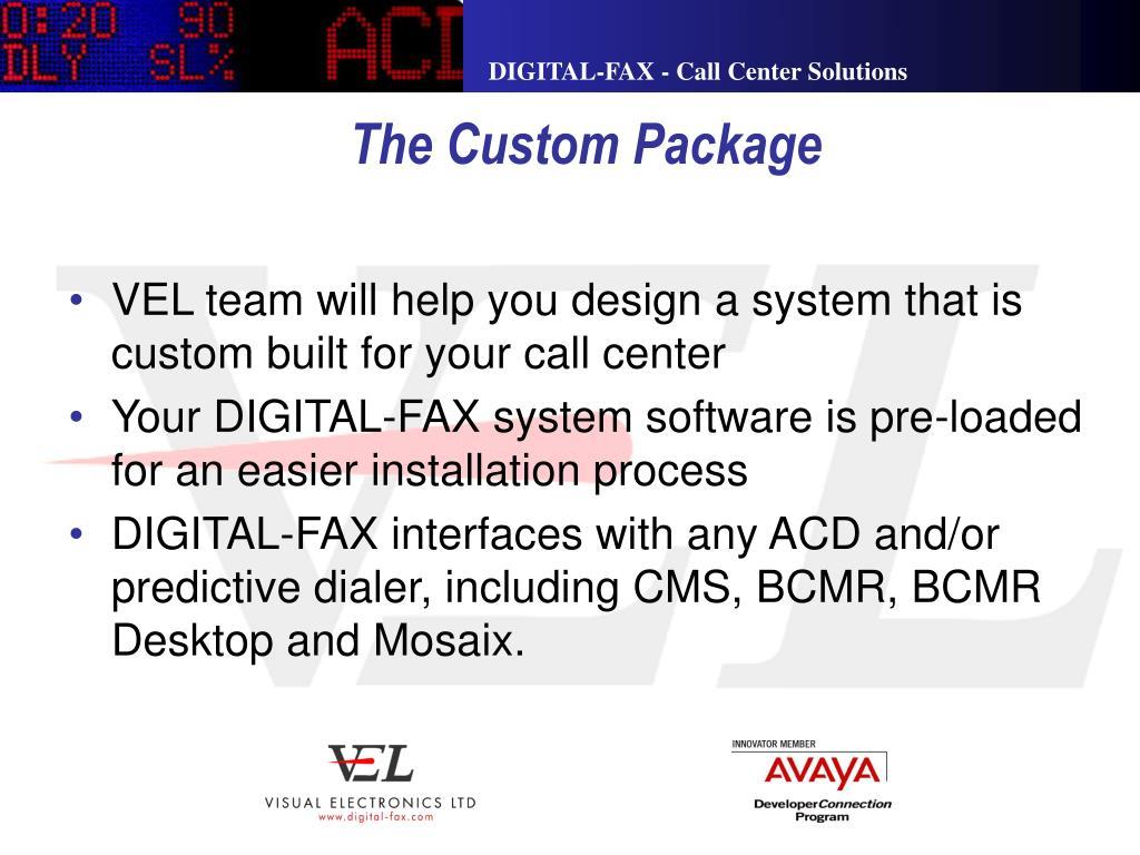 The Custom Package