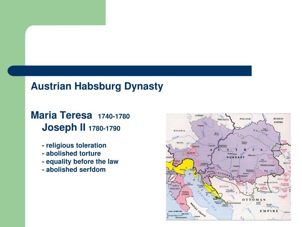 Austrian Habsburg Dynasty