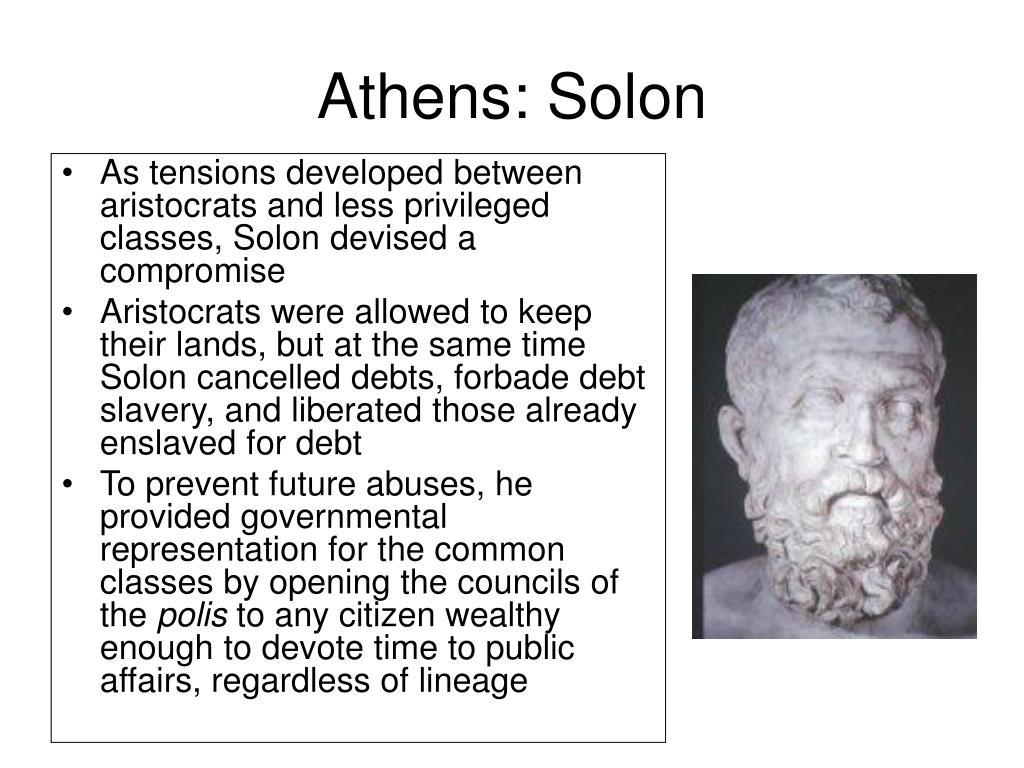Athens: Solon