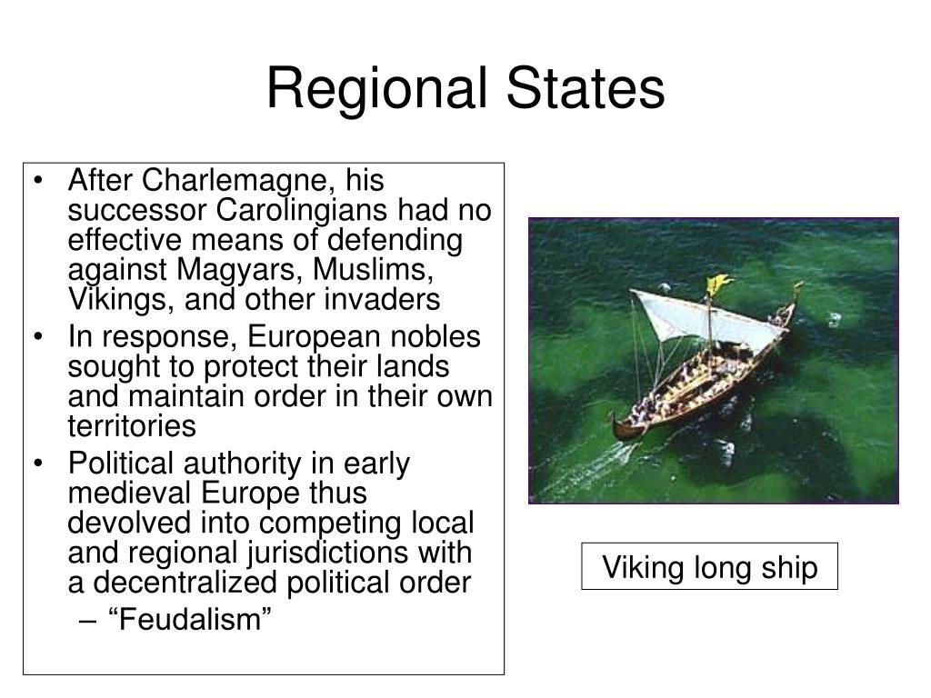 Regional States