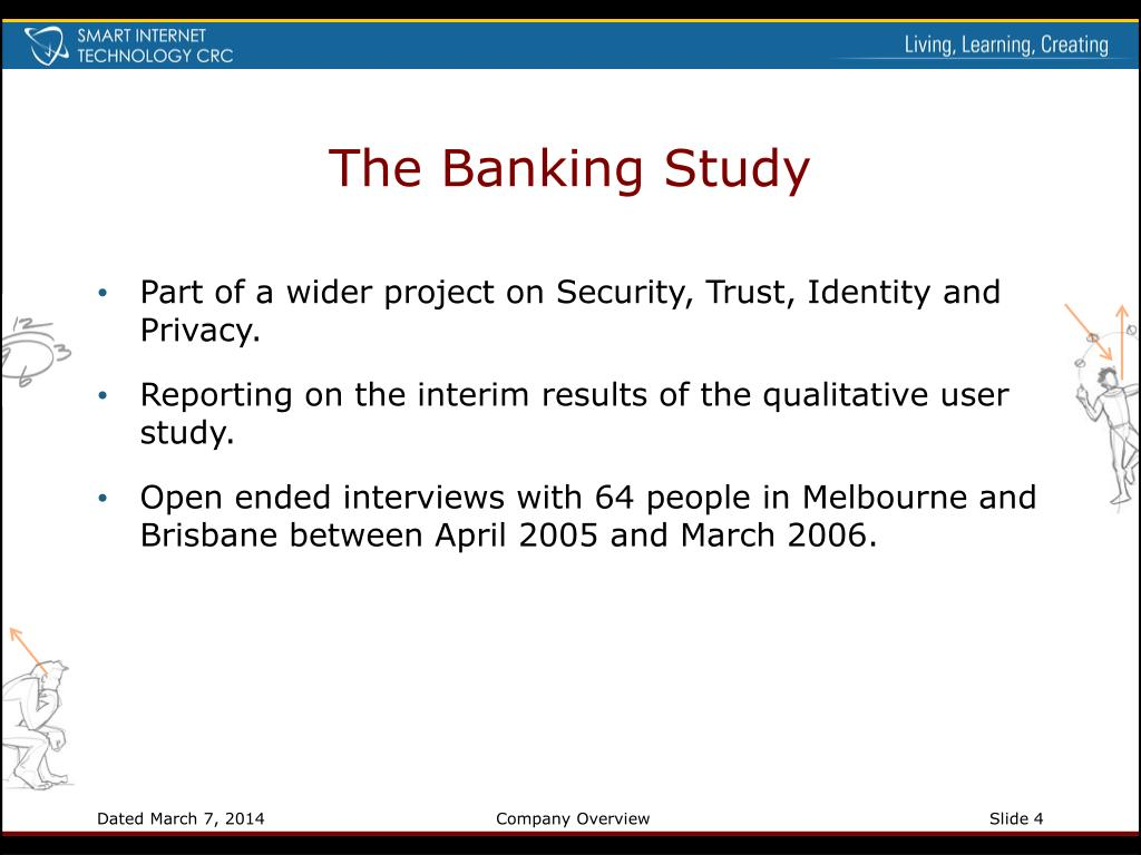 The Banking Study