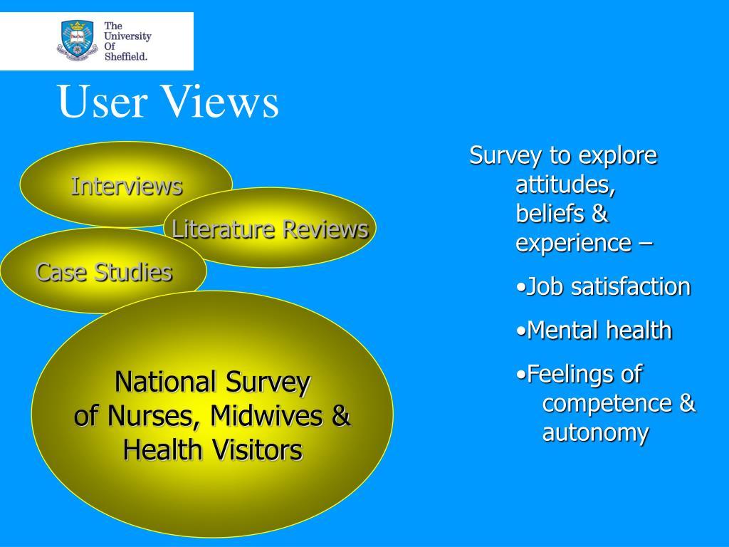 User Views