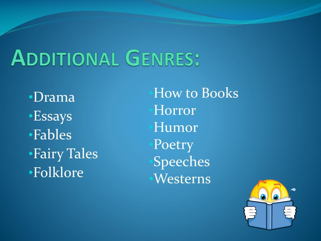 Additional Genres: