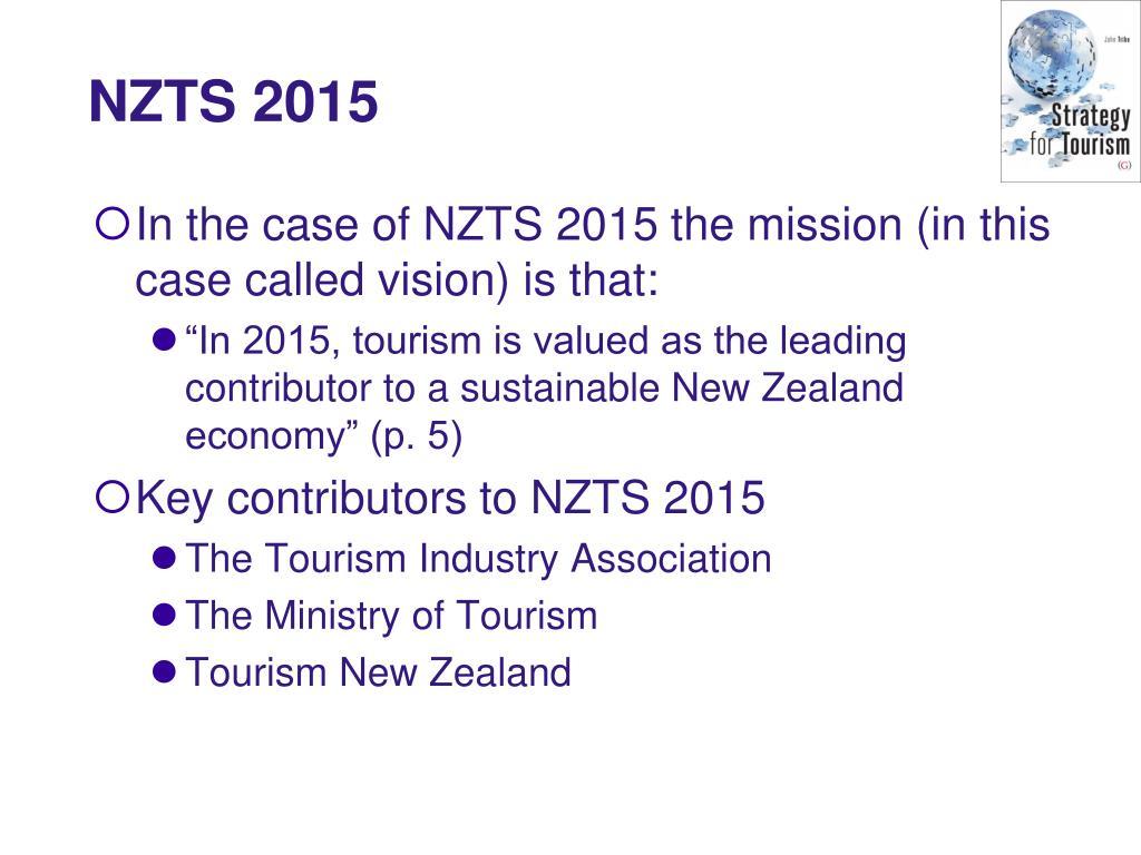 NZTS 2015