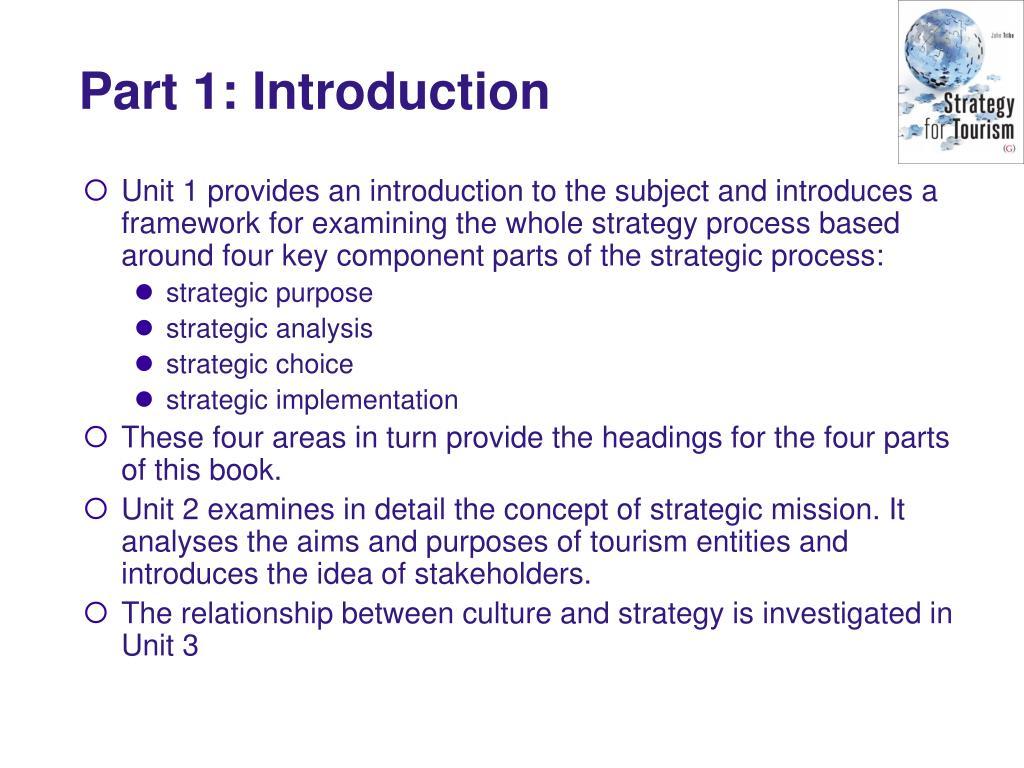 Part 1: Introduction