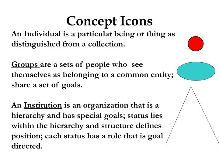 Concept Icons