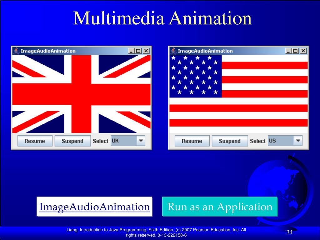 Multimedia Animation