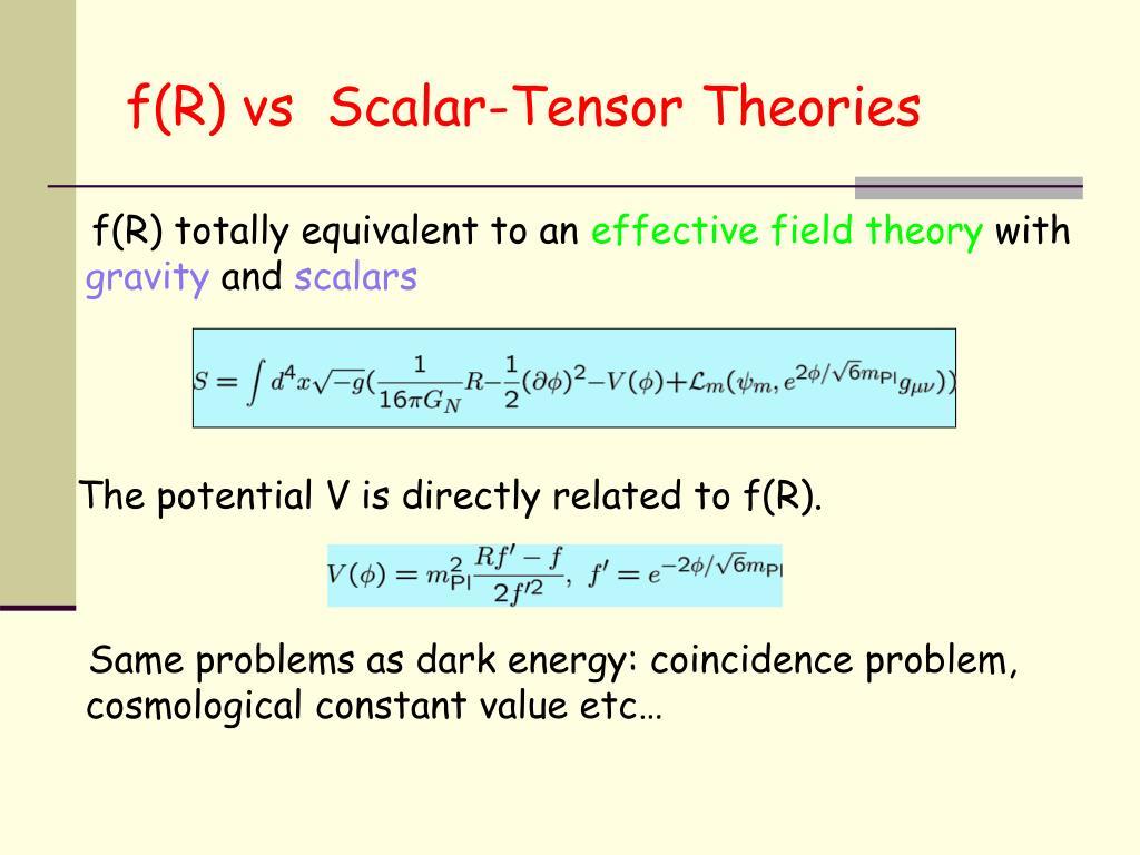 f(R) vs  Scalar-Tensor Theories