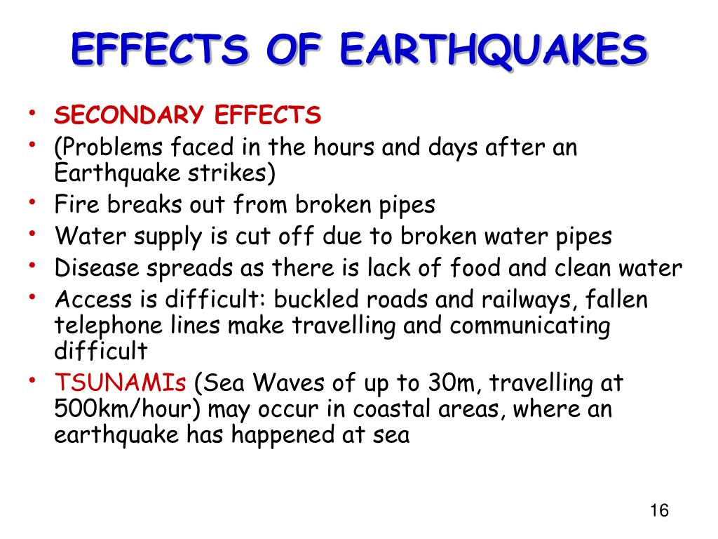 effects of earthquakes fire - photo #31