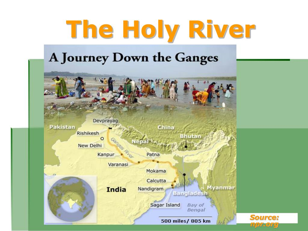 The Holy River