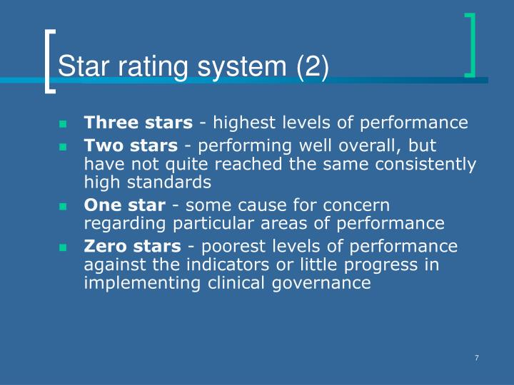 Star rating system (2)